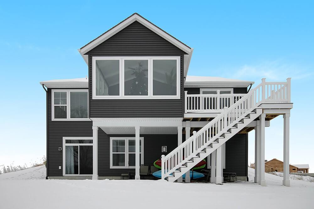 ChristmasWillow 1528c PLWC09017 32 - Custom Homes in Michigan