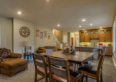 Custom Floor Plans - The Birkshire - CustomBirkshire-ElevationB-OFLS107-29