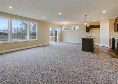 Custom Floor Plans - The Georgetown - Georgetown-1499b-OFLA111-21