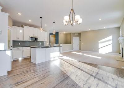 Custom Floor Plans - The Georgetown - Georgetown-1499c-HLKS116-15