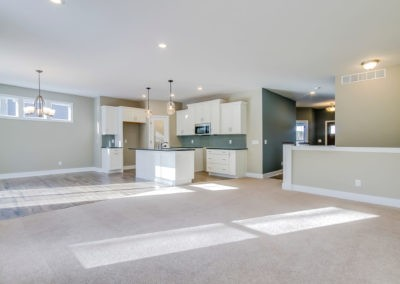 Custom Floor Plans - The Georgetown - Georgetown-1499c-HLKS116-19