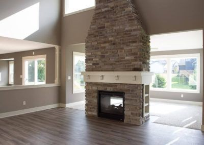 Custom Floor Plans - The Hearthside - HEARTHSIDE-2244f-STON83-159