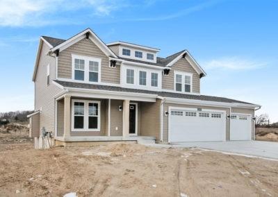 Custom Floor Plans - The Sanibel - HRVM00020-Sanibel-Elevation-C-12081-Harvest-Home-Dr-Lowell-Harvest-Meadow-37