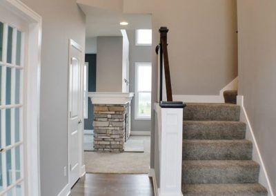 Custom Floor Plans - The Jamestown - JAMESTOWN-2935l-OFLS12-22