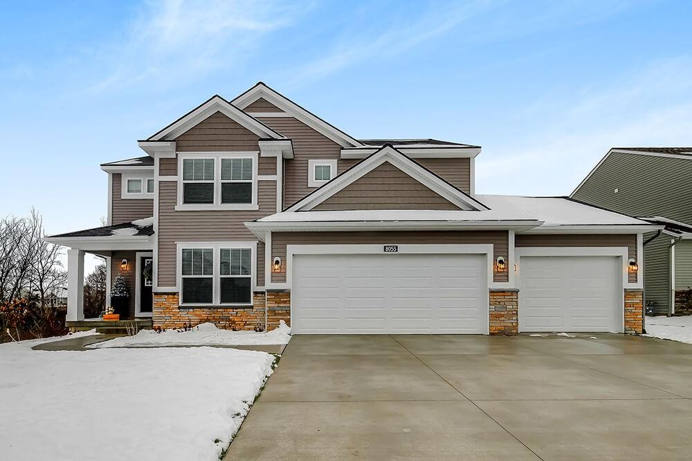 Stafford 1802a CCWV45 18 - Custom Homes in Michigan