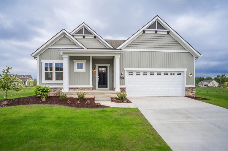 Home Plans, The Willow II Americana - WILLOW-1528c-CFVI30-42-768x511