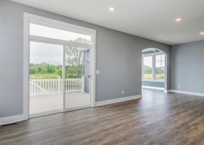 Custom Floor Plans - The Willow II Americana - Willow-1528c-PLWC17-18