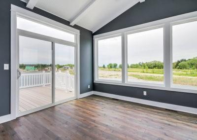 Custom Floor Plans - The Willow II Americana - Willow-1528c-PLWC17-23