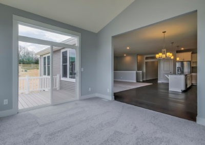 Custom Floor Plans - The Willow II Americana - Willow-1528d-KONW47-14
