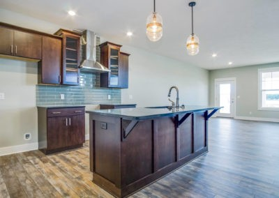 Custom Floor Plans - The Tannery Bay Townhomes - TBTownhome-2005Leland-TBTH3-5