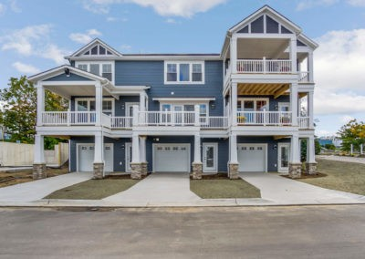 Custom Floor Plans - The Tannery Bay Townhomes - TBTownhome-2005Petoskey-TBTH1-37