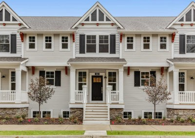 Custom Floor Plans - The Tannery Bay Townhomes - TBTownhome-2005Petoskey-TBTH6-25