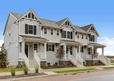 Custom Floor Plans - The Tannery Bay Townhomes - TBTownhome-2005Petoskey-TBTH6-27