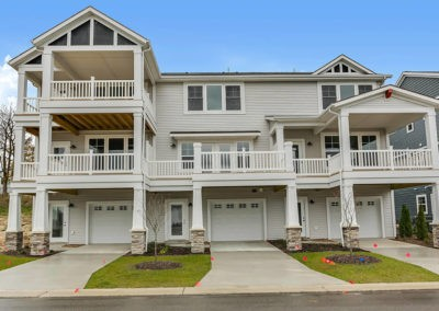 Custom Floor Plans - The Tannery Bay Townhomes - TBTownhome-2005Petoskey-TBTH6-30