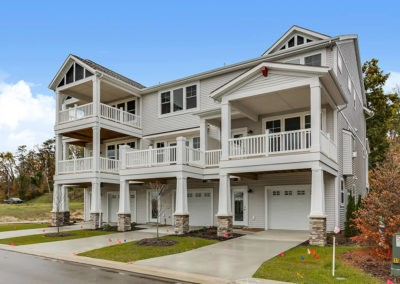 Custom Floor Plans - The Tannery Bay Townhomes - TBTownhome-2005Petoskey-TBTH6-31