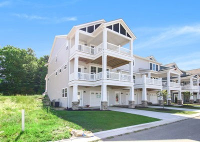 Custom Floor Plans - The Tannery Bay Townhomes - TBTownhome-2005Petoskey-TBTH6-77