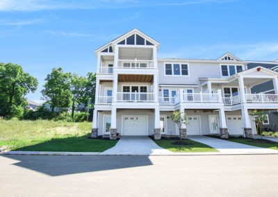 Custom Floor Plans - The Tannery Bay Townhomes - TBTownhome-2005Petoskey-TBTH6-78