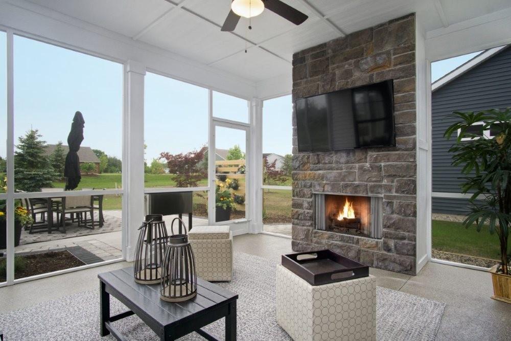Summer Living Starts Outdoors | Eastbrook Homes