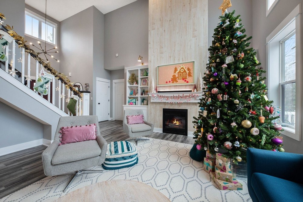 Holiday Home Tour 6 – The Chens | Eastbrook Homes