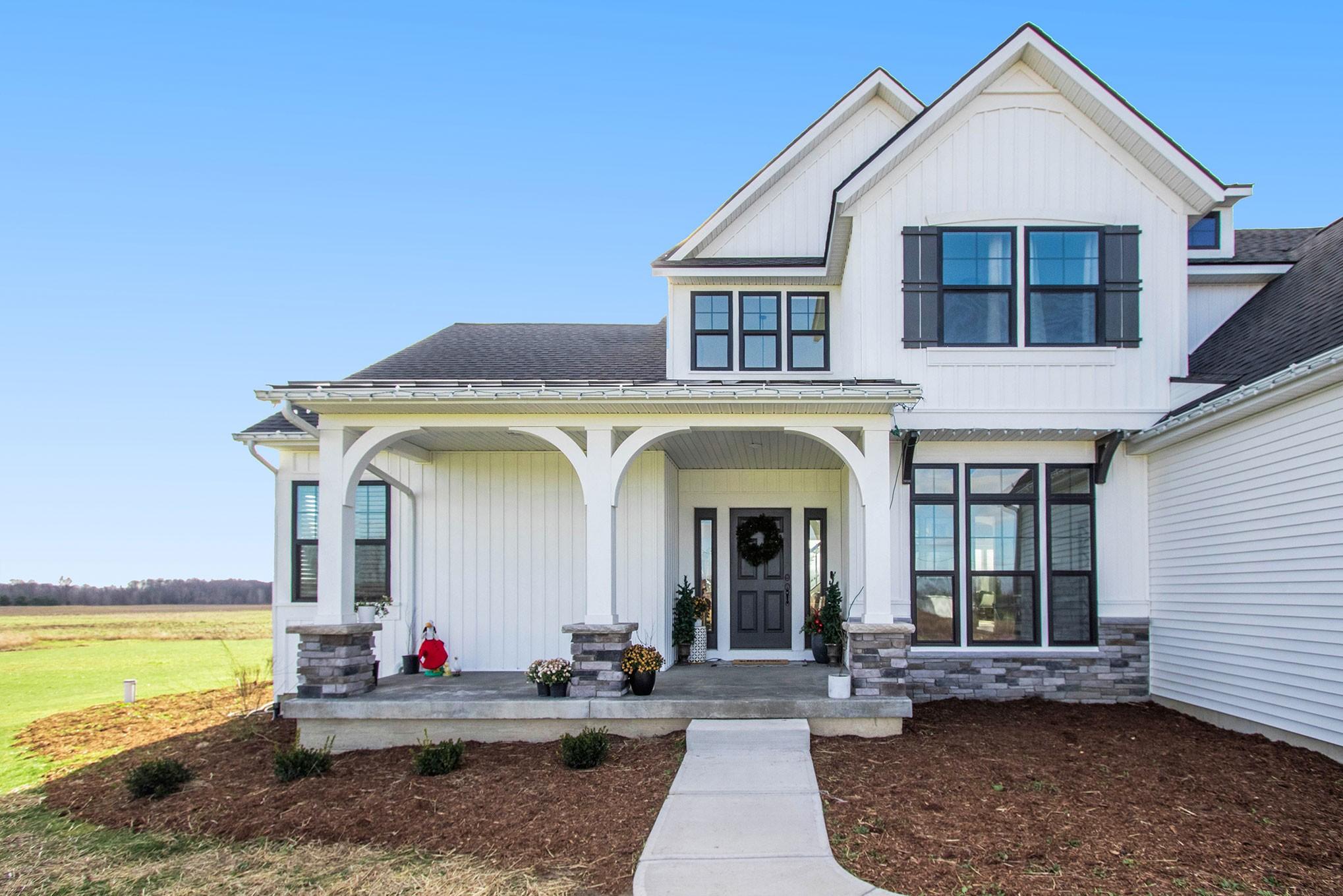 Eastbrook Homes Style Spotlight: Modern Farmhouse